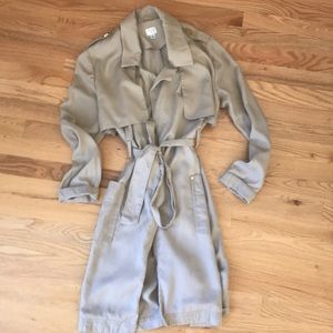 Jackets & Blazers - Lightweight trench coat